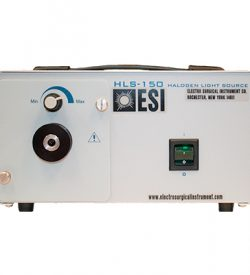 Fiber Optic Light Source, single port, ACMI outlet, 110v. Model # I-150.